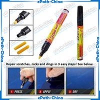 Wholesale Magic Car Scratch Repair Remover Filler Sealer Pen Portable Fix Clear Car Scratch Repair Remover Pen