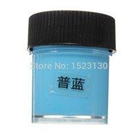 Wholesale 10ml DIY Luminous Paint Pigment Glow Powder Graffiti Party Makeup Decor Colors