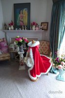 Wholesale 2016 white ivory custom color robe fille Girls Cape Wedding Cloaks Faux Fur shawl For Winter Kid Flower Girl communion gown Shrug mantle