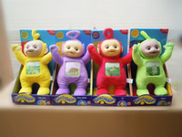 Wholesale Teletubbies Set Po Dispy Laa Laa Tinky Winky Soft Plush Stuffed Doll Toys
