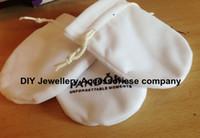 jewelry pouch velvet - 50pcs cm white colors UNFORGETTABLE MOMENTS Pandora Jewelry Pouches Velvet Bags Bracelets Pouches Beads Pouches Velvet Pouches