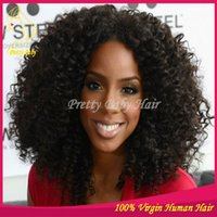 Cheap Wig glueless lace wigs Best 100% Human Hair--Certified Yes human hair lace wig