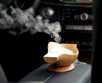 car usb humidifier - NEW Original Design Of The New Concept USB Car Aromatherapy Machine USB Car Humidifiers DHL