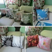 backrest pillow cover - Direct printing manufacturers spot new pillow covers custom exquisite multicolor optional backrest