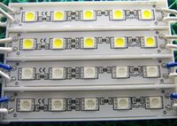 Wholesale LED Display Module Led Chip SMD Waterproof LED modules DC12V IP65 W White Red Blue Green White Warm white