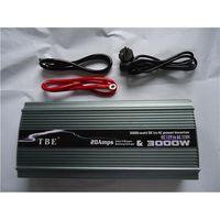 Wholesale 3000 WATT dc ac Power Inverter With Charging DC12 to AC220 inverter charger converter Modified Sina Wave NBQ08