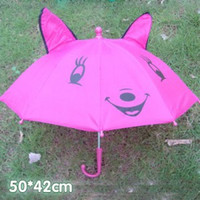 Wholesale Orecchiette F544 lovely children umbrella creative umbrella