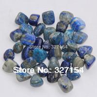 Wholesale 1 lb Bulk Lapis Tumblestone Crystal Healing Reiki Hot Sales TS0016A