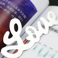 Wholesale Korea Style Creative Musical Note Eagle Bear Love Alloy Bookmark Exquisite Gift Book mark W