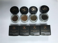 cream natural cream - 2016 Newest Anastasia Beverly Hills DIPBROW Pomade Medium Brown Waterproof Eyebrow g high quality from faststep DHL