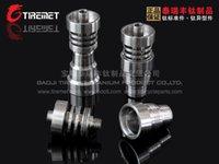 Wholesale Gr2 Titanium Domeless Ti Nail mm
