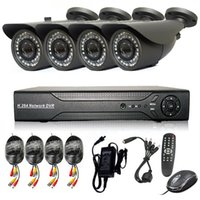 Wholesale CS big lens cctv camera tvl cmos ccd with CS mm mm mm lens good quality system ch dvr h security system