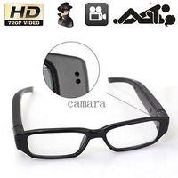 Wholesale SPY HIDDEN Eyewear HD P Digital Frame Glass Mini DV DVR Camera Recorder
