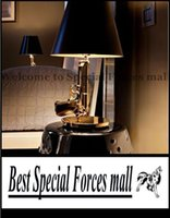 bedside gun lamp - Flos Guns Bedside Gun table lamp modern light Philippe Starck design lving room bedroom table lighting desk light