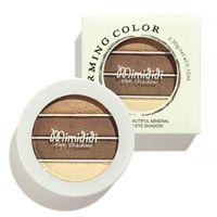 beautiful color palette - Choose Professional Dazzle Beautiful Mineral Eye Shadow Strip Essential Color Eyeshadow Powder Palette