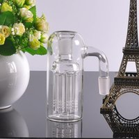 arm shop - Glass ash catcher with arm tree perc for glass water pipes glass bongs mm joint free shopping