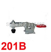 Wholesale Fixed Bar Flange Base Horizontal Hand Tool Toggle Clamp B Kg Lbs A3