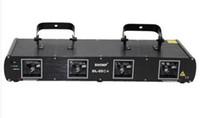 Wholesale Shinp DL C Four Lens DMX512 Laser Stage Lighting