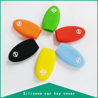 Wholesale New Silicone Car Key Cover for Nissan Teana Bluebird Dsylphy X trail Qashqai Tidda Livina