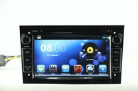 Wholesale Pure Android OS Car DVD Player For Opel Zafira Series quot Din A9 GHz CPU GPS Navi Wifi RDS Canbus SWC Radio