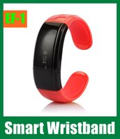 caller id watch phone - EF Bluetooth Vibrating Smart Bracelet Watch for Andrews Phone Time Display Caller ID Distance Vibration Support Earpho OTH074