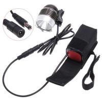 Wholesale New Mode Lumen CREE XML T6 Bulb LED Bicycle bike HeadLight Lamp Flashlight Light Headlamp