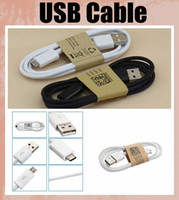 Wholesale USB charging cable m ft fit v8 micro samsung s4 s5 galaxy note HTC usb line usb charger CAB001