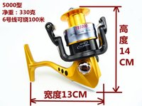 Basketball saltwater fish - 2015 Newest Hot YB2000 BB Series High Quality Spinning Fishing Reel Fish Wheel Freshwater Saltwater