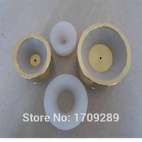Wholesale Capping machine parts aluminum capping head pads size mm
