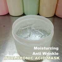 Wholesale ml Ageless Hyaluronic Acid Moisturizing Mask Contractive Pore Skin Care Equipment Beauty Salon Products