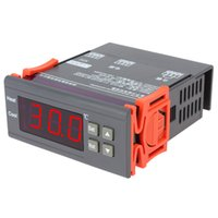 Wholesale Mini DC12V LCD Digital Temperature Controller Thermostat with Relay Warning Function INS_111