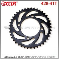 atv steering wheel - Rear chain Wheel sprocket Gear T Tooth mm FOR dirt Pit bike motorcycle ATV Quad accessories Parts