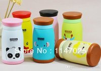 Wholesale Special sale s steel vacuum thermos with fashion cartoon big belly insulation cup ml or ml