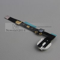 Wholesale High Quality Headphone Earphone Jack Audio Flex Cable Ribbon for iPad mini white color