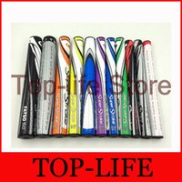 Wholesale Super Stroke SLIM Golf grip PU Large Size For Golf Putter Use Grips Colors Can Mix Color