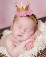 Leggings & Tights baby lace - Gold Baby Headband Crown Headband Baby Headband Gold Princess Crown Infant Crown Headband Glitter Crown