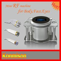 Wholesale Latest in Beauty Equipment RF facial machine for wrinkle removal and detoxing for beauty salon and home use