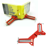 Wholesale Household Tools Degree Right Angle Clip Picture Frame Corner Glass Tank Wood worker Woodworking DIY Fixed Clamps