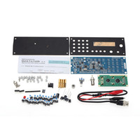 Wholesale 2015 Mini DDS Digital Synthesis Function Signal Generator DIY Kit with Panel Sine Square Sawtooth Triangle Wave