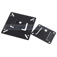 Wholesale VESA Bracket for Mini PC fixed to Monitor LCD or Wall Bracket for Mini ITX Case D2500 or E350 or j1900 VESA Mount at Cheap Cost Free Mail