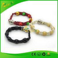 Wholesale bracelet bead smoking pipe for tobacco discreet sneak a toke click n vape