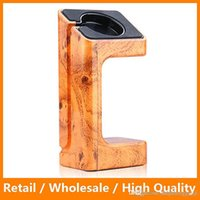 Wholesale For Apple Smart Watch Plastic Stand Holder Mount Charger Docking Station for Apple iWatch mm and mm
