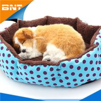 Cheap cheap 2014 Brand New Homeless Pets Animals Pet Products Dog Bed Cotton Pet Dog Cat Bed Soft Cozy Warm Nest Bed House Mat