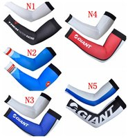 Wholesale 2015 Newest style Cycling Arms Cover Pro Bike Sun Protection Cooling Arms Warmer Athletic Quick Dry Arm Sleeves High Class