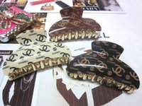 Wholesale 2015Newest Korea hotsale fashion big Acrylic Hair Claw for girls hair clip