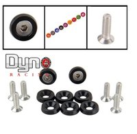 Wholesale racing Fender Washers set washers and bolt