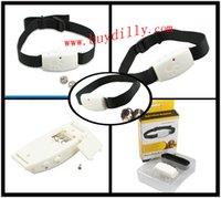 Wholesale 60Pcs Automatic ultrasonic dog cat repeller anti flea tick collar electric anti pest repeller P09