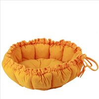 Wholesale GL Pet supplies large pumpkin dog house dog kennel washable dog bed mat manufacturers