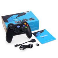Wholesale 2 Ghz Wireless Game Controllers Joysticks Cover Range Up to M MHZ MHZ for Android based gaming device PC gaming