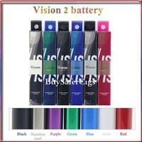 Cheap Double Vision Spinner 2 Best Black Electronic Cigarette Ego twist